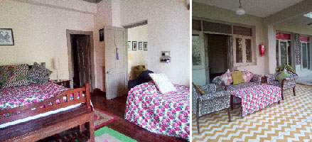 Family Room at 7 Pines Hotel, Kasauli