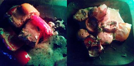 Paneer and Mushroom