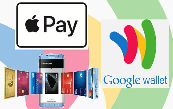 electronic payment options called wallets