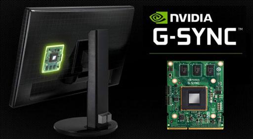 nvidia gsync card