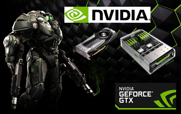 nvidia geforce gaming industry