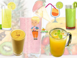 Summer Drinks for children