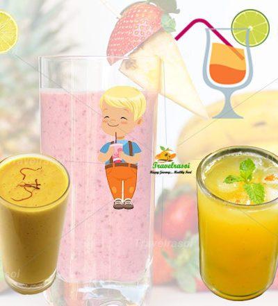 Summer Drinks for children