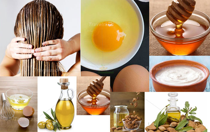 Excellent Home Remedies for Hair Fall and Dull Hair