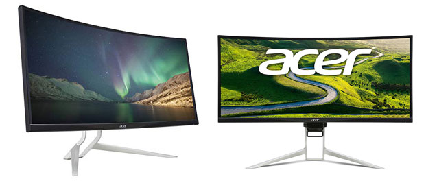Acer XR382CQK gaming monitor