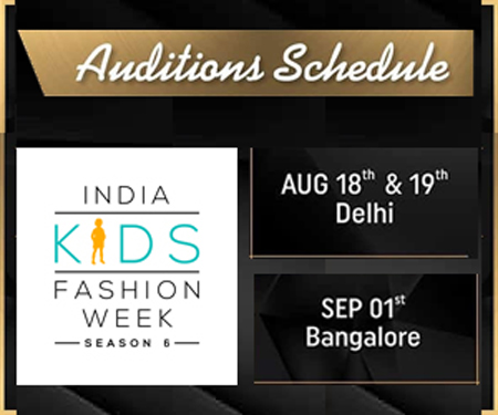 IKFW India Kids Fashion Week