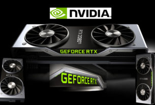 NVIDIA GEFORCE RTX Series 20