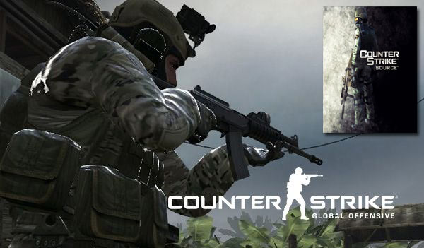 Counter Strike Global Offensive shooting game