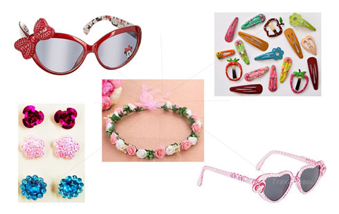 Kids Fashion Mactiong Accessories