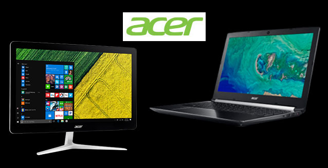 Acer Aspire z27 and Aspire 7