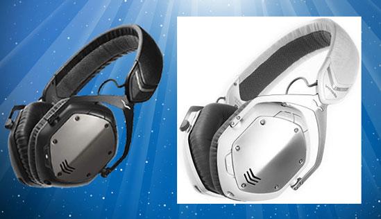 V-MODA Crossfade Wireless gaming headsets