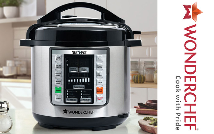 Wonderchef Launches Nutri-Pot the Auto Cooking Appliance
