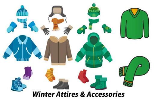 Winter Attires & Accessories