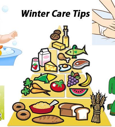 Winter Care Tips for Children