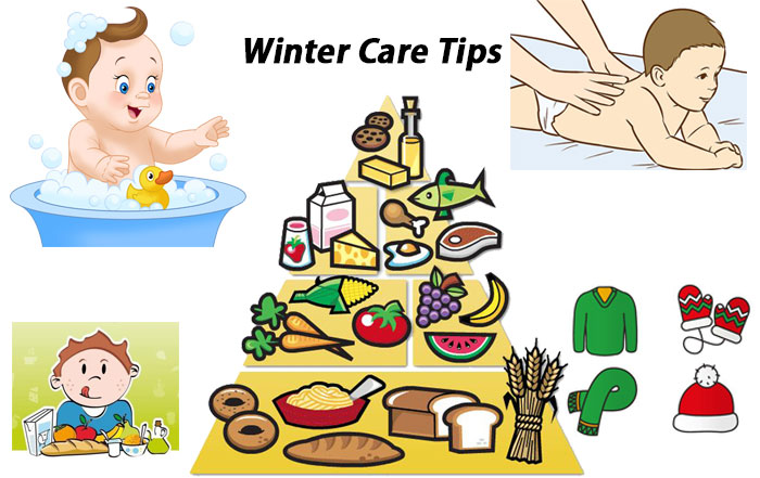 Winter Care Tips for Children