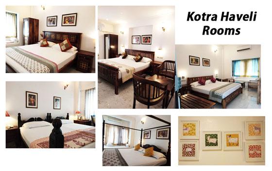 Kotra Haveli Rooms