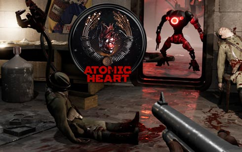 Atomic Heart upcoming game