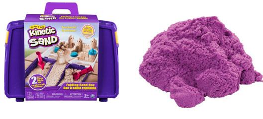 Kinetic Sand for gift