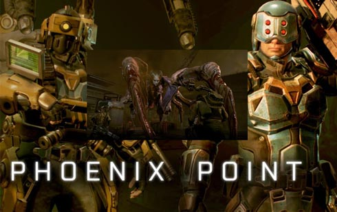 Phoenix Point upcoming game