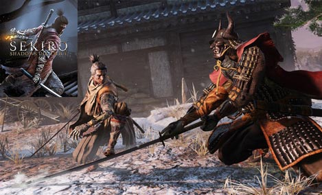 Sekiro-Shadows Die Twice upcoming game
