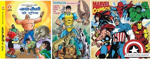 Comics & Magzines