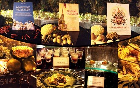 Thai Food at Radisson Blu Plaza Delhi