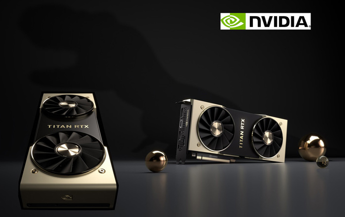NVIDIA unveils TITAN RTX – a powerful tool for data scientists and researchers