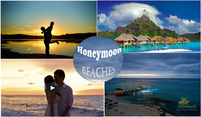 Exotic Honeymoon Beaches