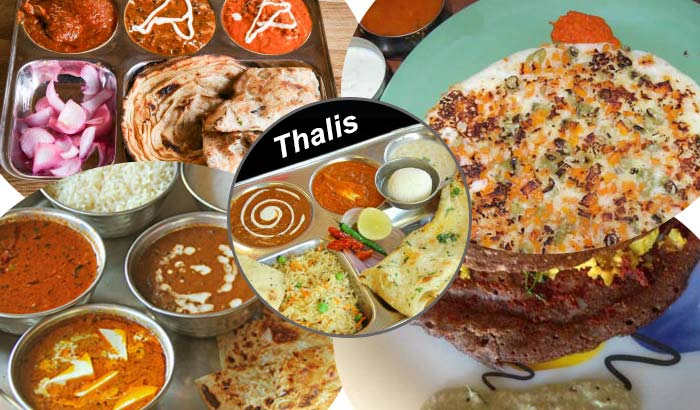 10 grand thalis you need to try at least once in your life