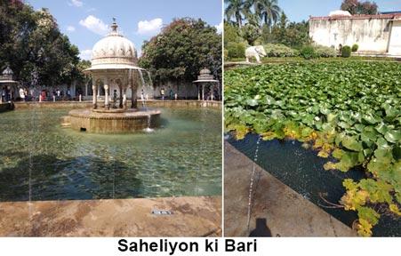 Saheliyon ki Bari Udaipur