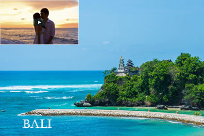 Bali Island Honeymoon Beaches