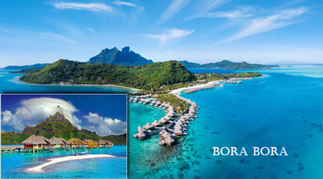 Bora Bora Island Honeymoon Beaches