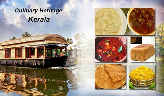Unravel the culinary heritage of God's own Country
