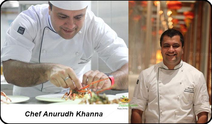 Chef Anurudh Khanna