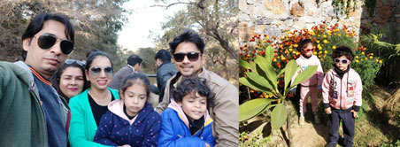 Enjoying Couples, Maa Ashapura Farm