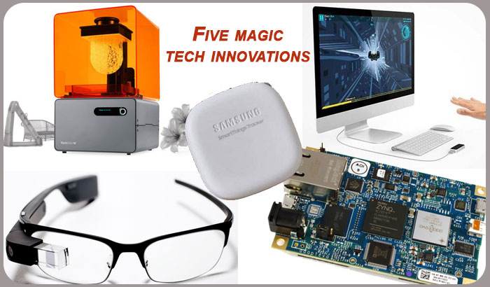 Five Magic Tech Innovations
