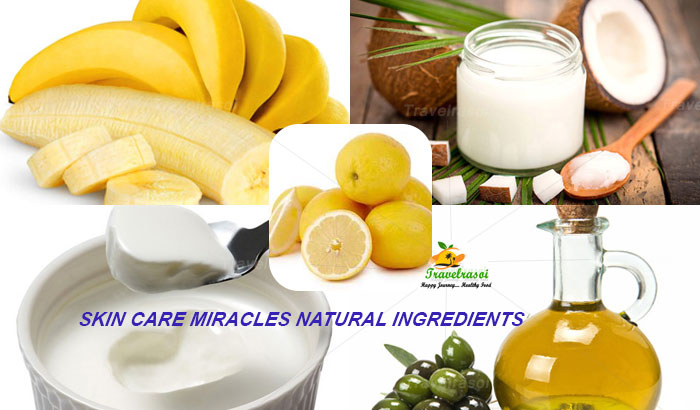 Skin Care Miracles natural ingredients