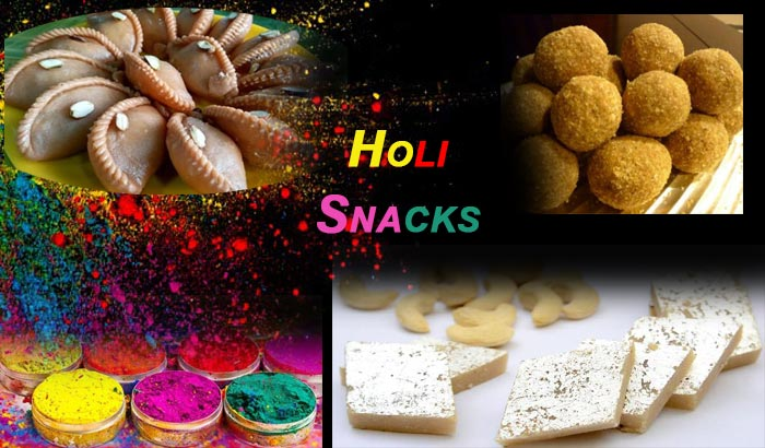Give Your Holi Snacks A Healthy Twist