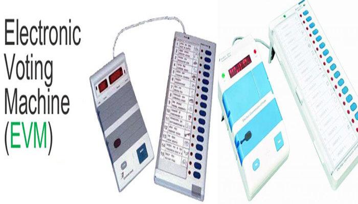 Electronic Voting Machines (EVM)