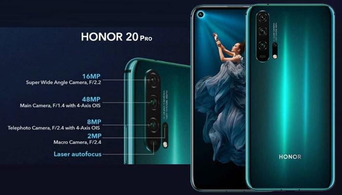 Honor 20 Pro
