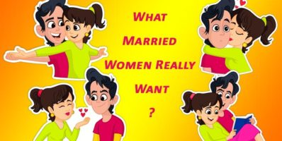 What Married Women Really Want?
