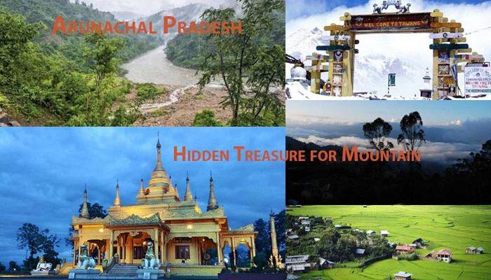 Hidden Treasure for Mountain