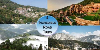 4 Incredible Road Trips