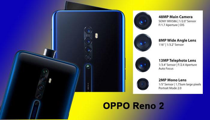 OPPO Reno 2 Series