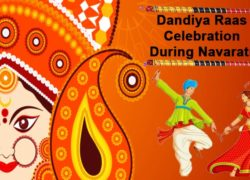 Dandiya Raas Celebration During Navaratri