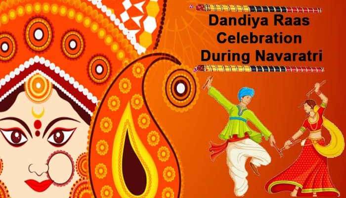 Dandiya Raas Celebration During Navaratri