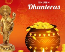 Occasion of Dhanteras