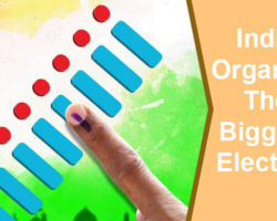 India organize the biggest election