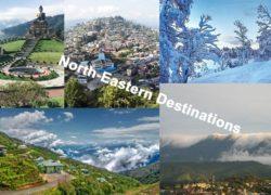 Destinations in North-India