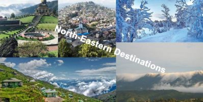 Destinations in North-India